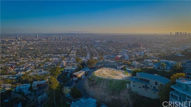 8561 Hillside Avenue, Hollywood Hills, CA 90069 (#SR20140558) :: Randy Plaice and Associates