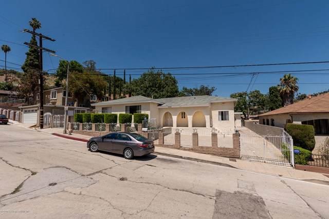 2530 Commodore Street, Los Angeles, CA 90032 (#820002761) :: Randy Plaice and Associates