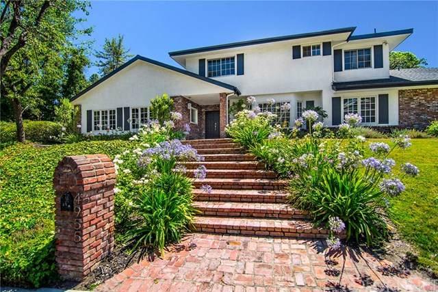 4955 Palomar Drive, Tarzana, CA 91356 (#SR20141103) :: Randy Plaice and Associates