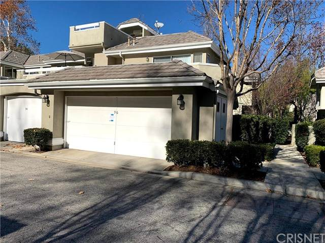 23965 Arroyo Park Drive #96, Valencia, CA 91355 (#SR20141365) :: Randy Plaice and Associates