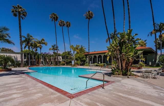 3700 Dean Drive #403, Ventura, CA 93001 (#V0-220007498) :: HomeBased Realty