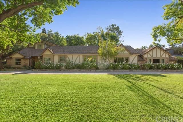 5287 Round Meadow Road, Hidden Hills, CA 91302 (#SR20141462) :: Randy Plaice and Associates