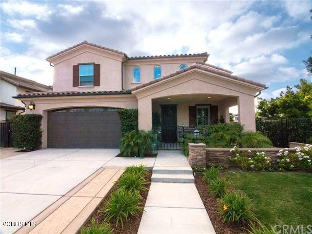 503 Willow Glen Court, Camarillo, CA 93012 (#220007524) :: SG Associates