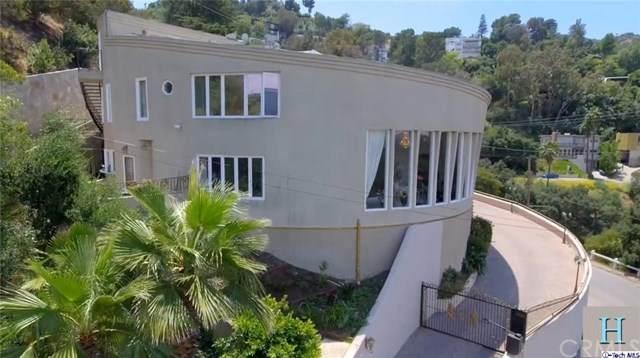 3656 Multiview Drive, Los Angeles, CA 90068 (#320002467) :: Randy Plaice and Associates