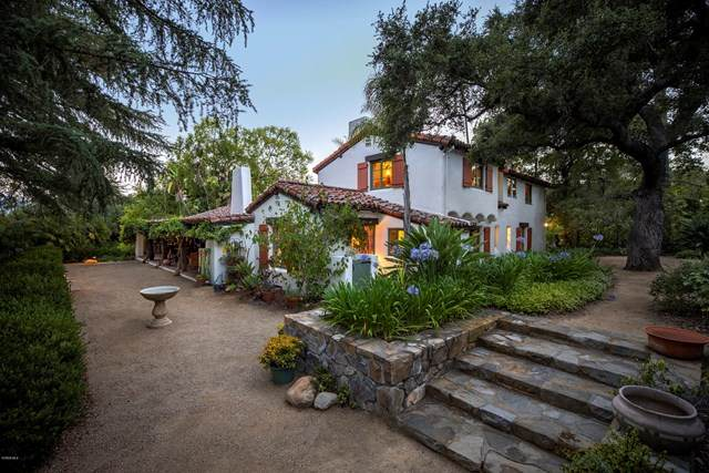 906 Foothill Road, Ojai, CA 93023 (#V0-220007540) :: SG Associates