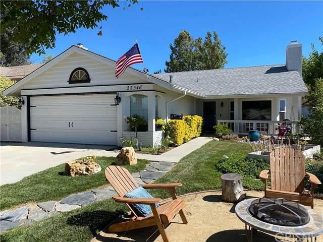22346 Barcotta Drive, Saugus, CA 91350 (#SR20142360) :: Randy Plaice and Associates