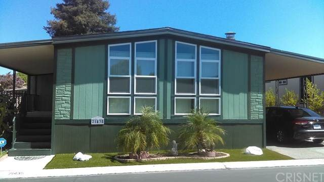 21435 Brierway #94, Canyon Country, CA 91351 (#SR20142513) :: TruLine Realty