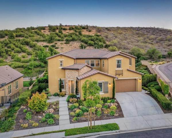 6905 Ridgemark Court, Moorpark, CA 93021 (#220007571) :: SG Associates