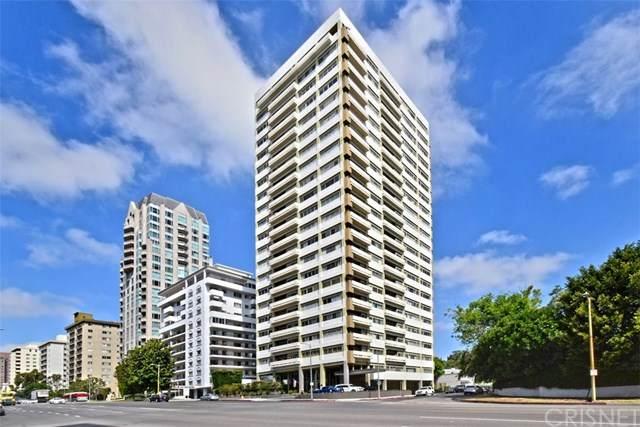 10701 Wilshire Boulevard #1606, Westwood - Century City, CA 90024 (#SR20142484) :: Randy Plaice and Associates