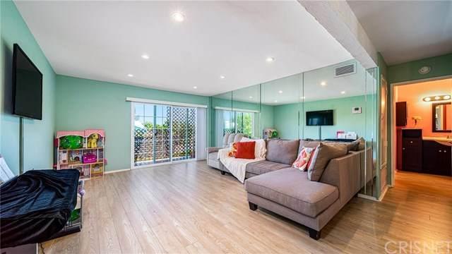 5460 White Oak Avenue D302, Encino, CA 91316 (#SR20138234) :: Randy Plaice and Associates
