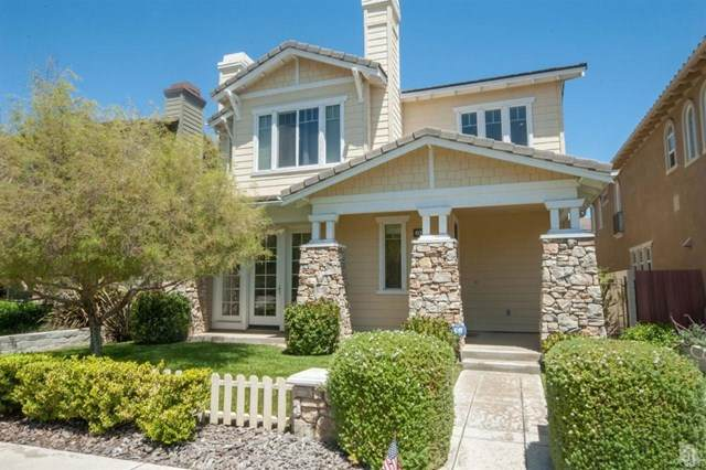 1436 Estuary Way, Oxnard, CA 93035 (#V0-220007658) :: TruLine Realty
