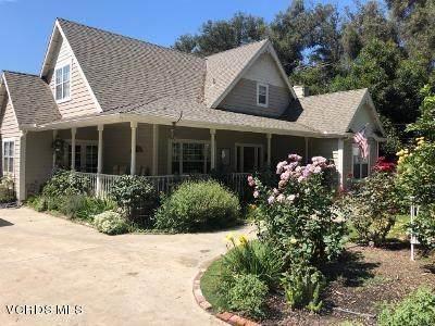 8220 Stockton Road, Somis, CA 93066 (#220007673) :: Randy Plaice and Associates