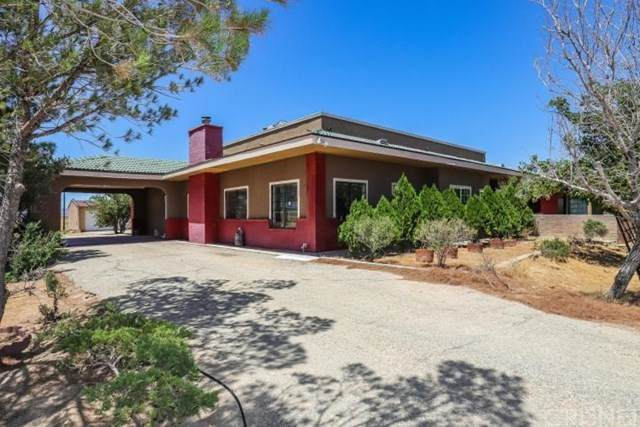 6423 W Rosamond Boulevard, Rosamond, CA 93560 (#SR20144492) :: Randy Plaice and Associates
