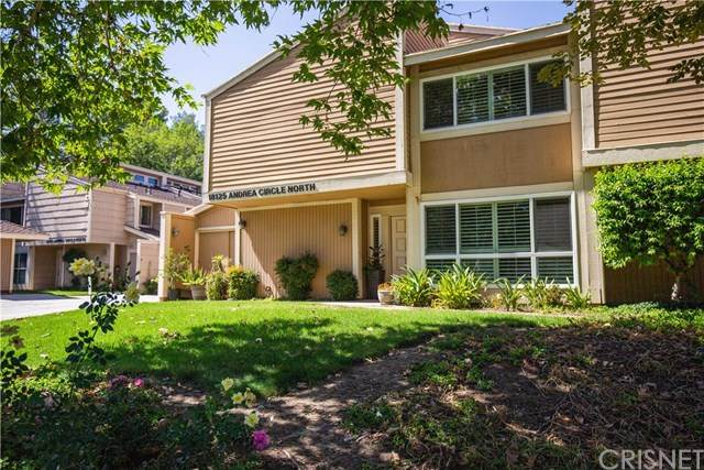 18125 Andrea Circle N #5, Northridge, CA 91325 (#SR20144463) :: SG Associates