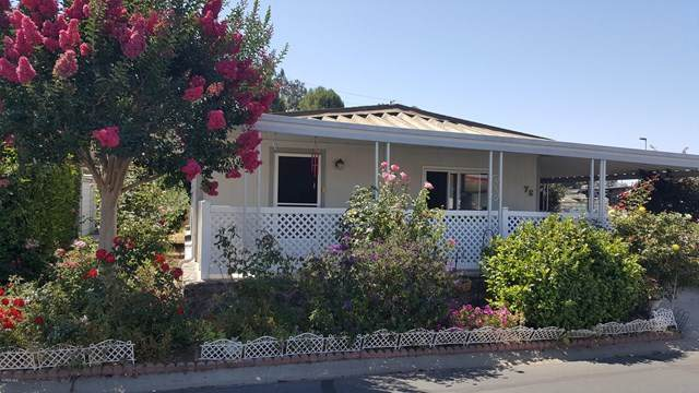 78 Caleta Drive #158, Camarillo, CA 93012 (#V0-220007688) :: HomeBased Realty