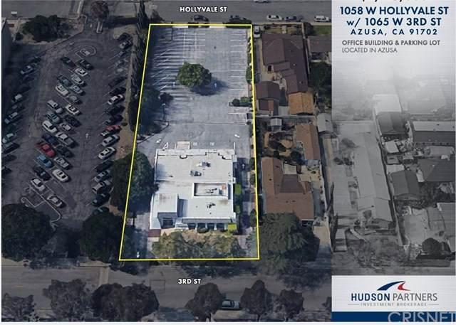 1065 West 3rd Street, Azusa, CA 91702 (#SR20145251) :: Compass
