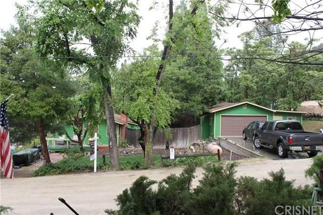 43723 Log Cabin, Lake Hughes, CA 93532 (#SR20145118) :: SG Associates