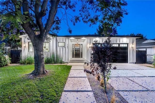 17807 Valley Vista Boulevard, Encino, CA 91316 (#SR20114245) :: Randy Plaice and Associates