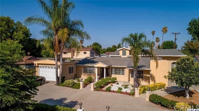 5446 Fulton Avenue, Sherman Oaks, CA 91401 (#320002454) :: Randy Plaice and Associates