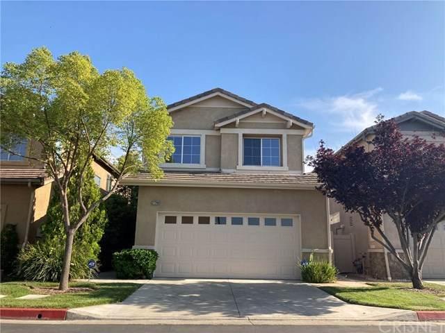 27268 Marisa Drive, Canyon Country, CA 91387 (#SR20146118) :: Randy Plaice and Associates