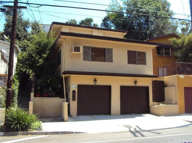 1256 El Paso Drive, Los Angeles, CA 90065 (#320002518) :: HomeBased Realty