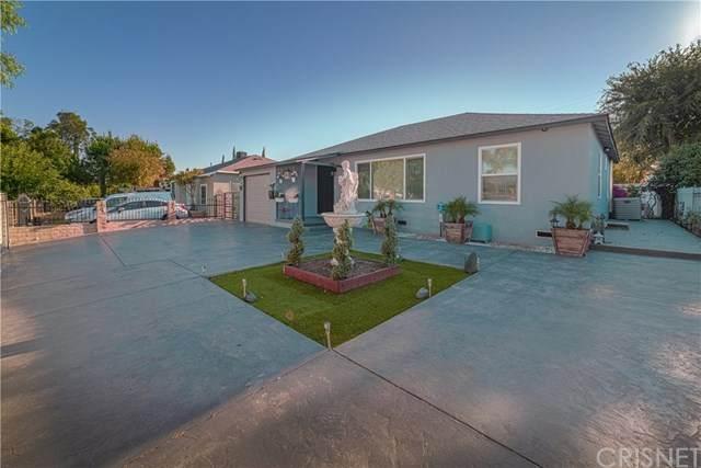 7733 Cleon Avenue, Sun Valley, CA 91352 (#SR20146535) :: Randy Plaice and Associates