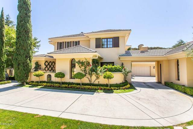 2978 Morvale Drive, Westlake Village, CA 91361 (#220007762) :: HomeBased Realty