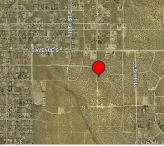 0 Vac/Ave S5/112Th Ste, Sun Village, CA 93543 (#SR20146677) :: HomeBased Realty