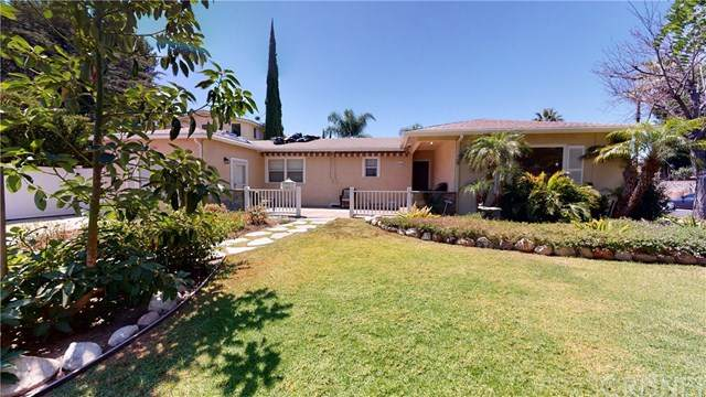 17354 Tribune Street, Granada Hills, CA 91344 (#SR20146845) :: TruLine Realty