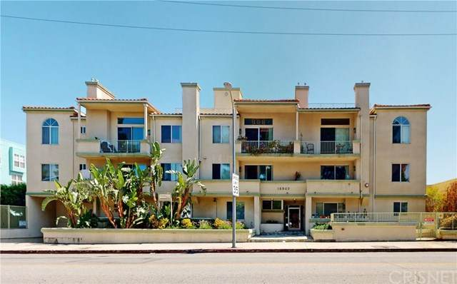 16940 Chatsworth Street #102, Granada Hills, CA 91344 (#SR20146894) :: TruLine Realty