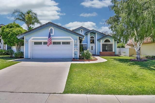 2461 Rikkard Drive, Thousand Oaks, CA 91362 (#220007792) :: TruLine Realty