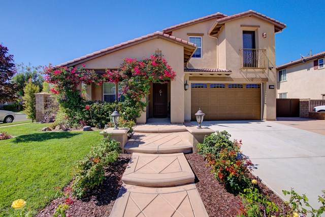 3317 Gazebo Lane, Camarillo, CA 93012 (#220007799) :: SG Associates