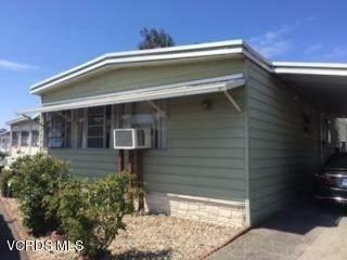 1268 Tree Lane #146, Oxnard, CA 93033 (#220007809) :: Randy Plaice and Associates