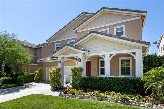 15920 Austin Court, Canyon Country, CA 91387 (#SR20147094) :: Randy Plaice and Associates