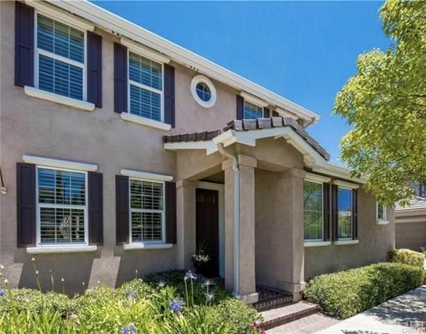 27716 Summer Grove Place, Valencia, CA 91354 (#SR20144577) :: HomeBased Realty