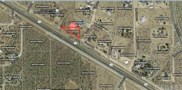 0 Hermosa Road, Pinon Hills, CA 92372 (#SR20147595) :: HomeBased Realty