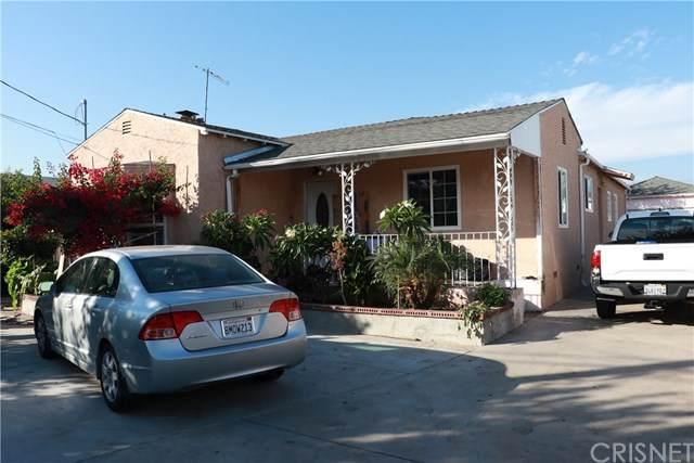11084 De Garmo Avenue, Pacoima, CA 91331 (#SR20146771) :: TruLine Realty