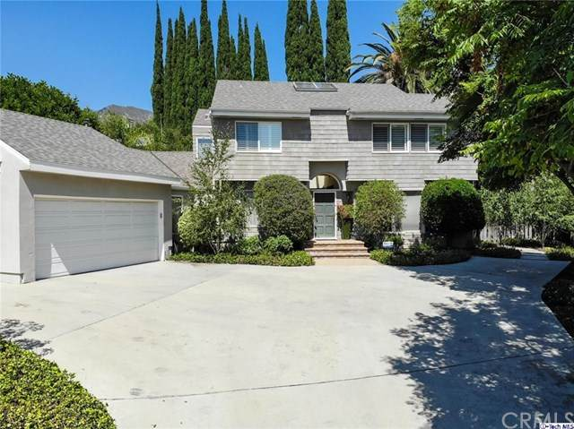 2443 Upper Terrace, La Crescenta, CA 91214 (#320002540) :: Randy Plaice and Associates