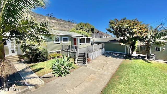 6842 Zelzah Avenue, Ventura, CA 93001 (#220007846) :: Randy Plaice and Associates