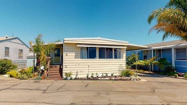 3700 Olds Road #76, Oxnard, CA 93033 (#220007872) :: Randy Plaice and Associates