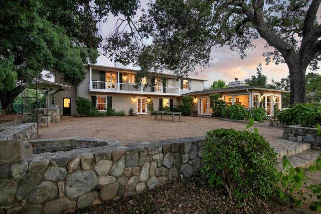 52 Oak Drive, Ojai, CA 93023 (#220007876) :: Randy Plaice and Associates