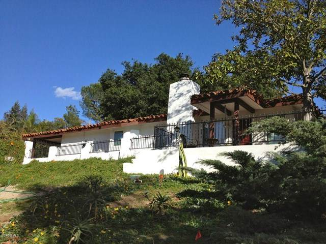 1913 Meiners Road Guest House, Ojai, CA 93023 (#220007882) :: Randy Plaice and Associates