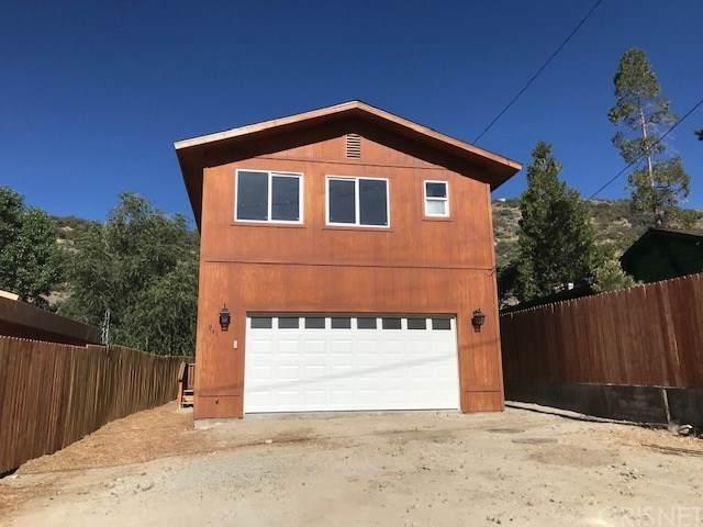 941 Walnut, Frazier Park, CA 93225 (#SR20148531) :: Randy Plaice and Associates