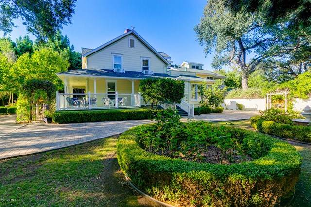 308 Signal Street, Ojai, CA 93023 (#220007899) :: Randy Plaice and Associates