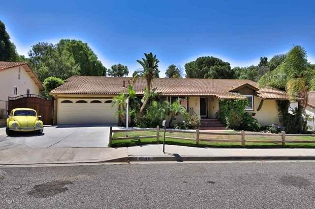 1442 Mellow Lane, Simi Valley, CA 93065 (#220007898) :: Randy Plaice and Associates