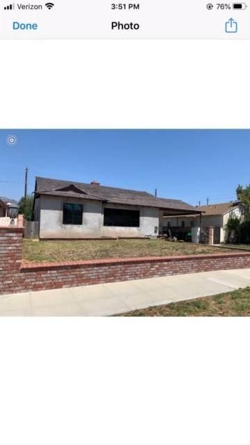 830 N Reese Place, Burbank, CA 91506 (#SR20149463) :: TruLine Realty