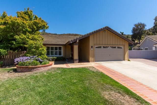 38 Los Vientos Drive, Newbury Park, CA 91320 (#220007923) :: Randy Plaice and Associates