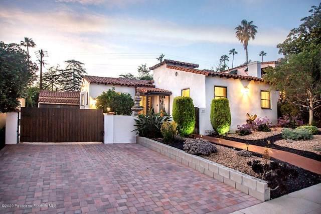 1417 El Miradero Avenue, Glendale, CA 91201 (#820002936) :: Randy Plaice and Associates