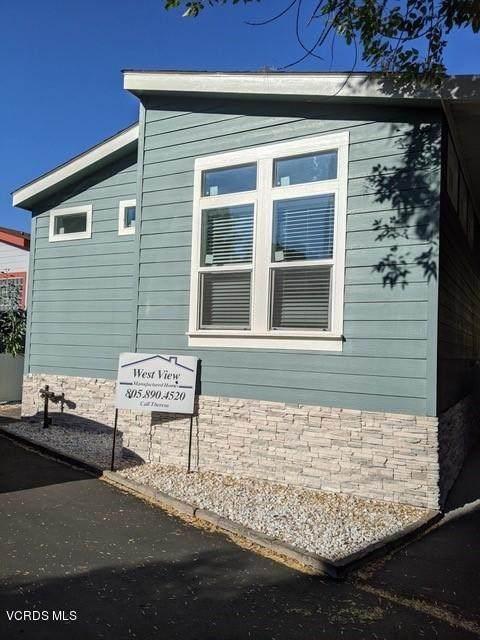 4201 Topanga Canyon Boulevard #51, Woodland Hills, CA 91364 (#220007943) :: Randy Plaice and Associates