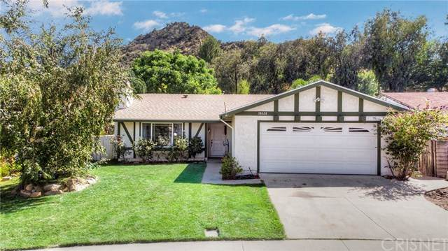 28028 Gold Hill Drive, Castaic, CA 91384 (#SR20147606) :: HomeBased Realty
